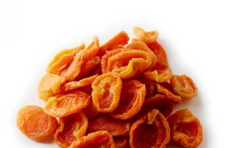 Half Dried Apricots
